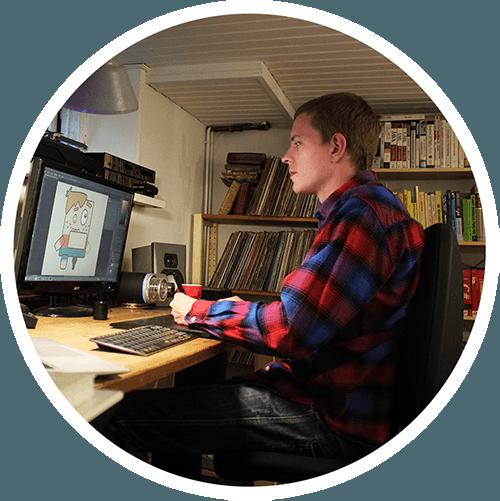 Rune Stenstrøm - Arbejde